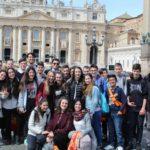 Pellegrinaggio dei 14enni a Roma